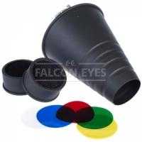 Конический рефлектор Falcon Eyes Тубус  DPSA-CST BW. Длина конуса 30 см