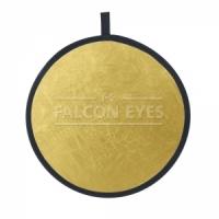Отражатель на пружине Falcon Eyes Отражатель CFR-22GS круглый. Диаметр 56 см.