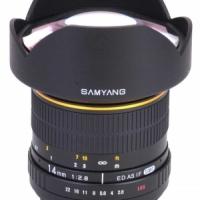 Объектив Samyang 14mm f/2.8 Canon
