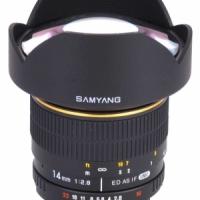 Объектив Samyang 14mm f/2.8 Nikon