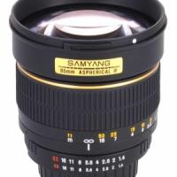 Объектив Samyang 85/1,4 AE Nikon