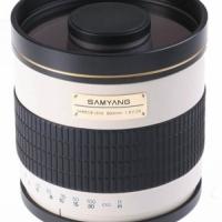 Объектив Samyang 800mm f/8.0 Mirror (T-mount)