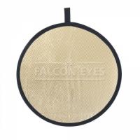 Отражатель на пружине Falcon Eyes CFR-42SL круглый. Диаметр 107 см