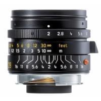 Объектив Leica Summicron-M 28 mm f/2.0 ASPH