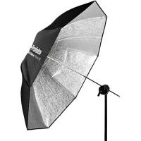 Зонт ProFoto Umbrella Shallow Silver M (105cm) 100975