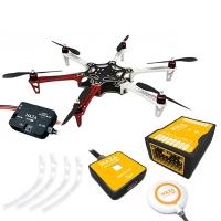 DJI F550 ARF KIT+NAZA-M V2+GPS+F550 Skid