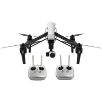 Квадрокоптер DJI Inspire 1 с 2 пультами