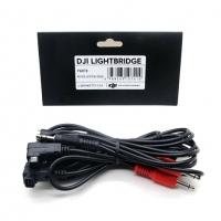 DJI Набор кабелей для подключения LightBridge (PART8 Remote controller cables Lightbridge)
