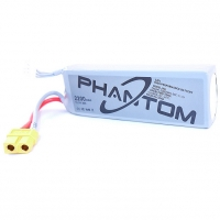DJI Li-pol 11.1V 2200mAh, 20C, 3s1p, XT60 для Phantom
