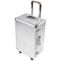 DJI Алюминиевый чемодан на колесах Eva Steelwheel для DJI Phantom 1/2 Vision + (Eva Steelwheel Professional Pure Aluminum Case)