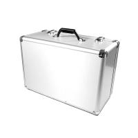 DJI Алюминиевый чемодан с замком Eva HardCase для DJI Phantom 1/2 Vision + (Professional Aluminum EVA Hard Case With Key Lock)