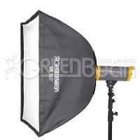 Софтбокс GreenBean GB Gfi 3x3` (90x90 cm)