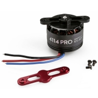 DJI Мотор 4114 PRO (красный) 400Kv для S800 EVO (Part4 Motor with red Prop cover)
