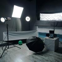 PhotoProCenter Studio Kits Художественный набор на основе Bowens/Falcon Eyes, фотостудия №20
