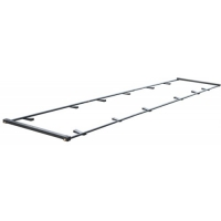 Операторская рельса Proaim 12ft Aluminum Track Black