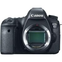Зеркальная камера Canon 6D (WG) Body