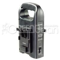 GreenBean Зарядное устройство DualCharger V3A V-mount