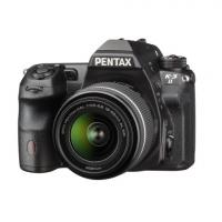 Зеркальная камера Pentax K-3 II +объективDAL 18-55WR