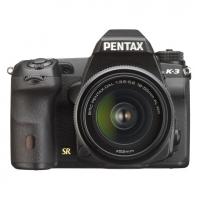Зеркальная камера Pentax K-3 Kit + DA L 18-55 WR