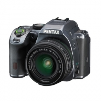 Зеркальная камера Pentax K-S2 + объектив DA 18-50mm DC WR, черный