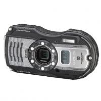 Влагозащищенная компактная фотокамера Ricoh WG-5 GPS KIT GUN METALLIC
