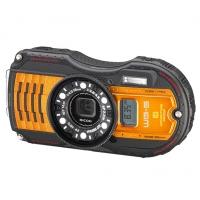 Влагозащищенная компактная фотокамера Ricoh WG-5 GPS KIT ORANGE