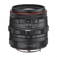 Объектив Pentax HD DA 20-40mm F2.8-4ED Limited DC WR Black