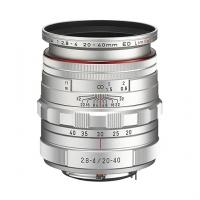 Объектив Pentax HD DA 20-40mm F2.8-4ED Limited DC WR silver