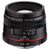 Объектив Pentax HD DA 35mm F2.8 Macro Limited