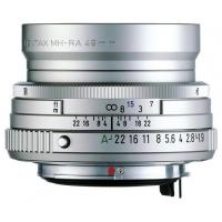 Объектив Pentax SMC FA 43mm f/1.9 Limited silver