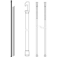 Manfrotto W087TOOL Инструмент для стоек серии Wind Up
