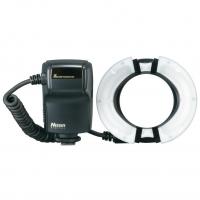 Вспышка Nissin MF18C Ring Flash кольцевая для фотокамер Canon E-TTL/ E-TTL II