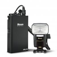 Nissin Внешний бат.блок PS8 для вспышек Canon(для Nissin Di866С, MG8000C;Сanon580EX/600EX//MT24EХ)