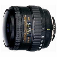 Объектив Tokina AT-X 107 F3.5-4.5 DX Fisheye NON HOOD C/AF (10-17mm) для Canon
