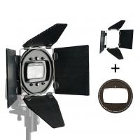 Насадка Lastolite LS2615 Strobo kit комплект кронштейн и шторки