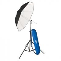 Зонт Lastolite LU2476F фотозонт стойка и держатель 93 см
