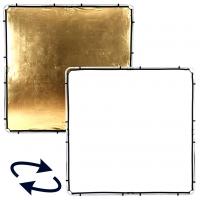 Отражатель на раме Lastolite LR82234R отражатель серебряный/золотой Skylite 200х200