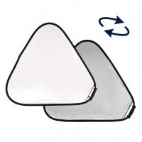 Отражатель на пружине Lastolite LR3731 серебряный/белый 120 см