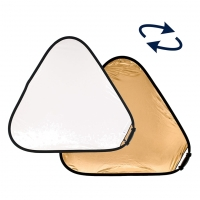 Отражатель на пружине Lastolite LR3741 золотой/белый 120 см