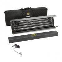 Комплект Kinoflo 4ft 4Bank Kit (1-Unit) w/ Soft Case, Univ 230U KIT-484B-230U