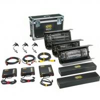 Комплект Kinoflo Interview Kit (3-Unit), Univ 230U KIT-3NT-230U