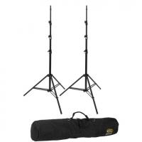 Комплект стоек Kinoflo Medium Duty Stands w/ Carry Bag (2-Unit) KIT-S2