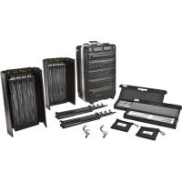 Комплект Kinoflo Diva-Lite 415 Kit, Univ 230U (2-Unit) w/ Flight Case KIT-DV42-230U