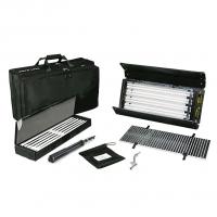 Комплект Kinoflo Diva-Lite 415 Univ Enhanced Kit,  230U w/ Soft Case KIT-DV4BE-230U