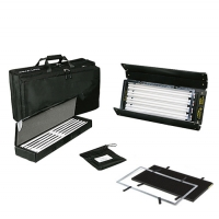 Комплект Kinoflo Diva-Lite 415 Univ Kit, 230U w/ Soft Case KIT-DV4B-230U