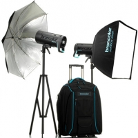 Комплект Broncolor  Siros 400 L Outdoor Kit 2 31.750.ХХ