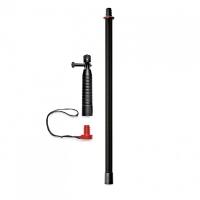 Joby Рукоятка с моноподом Action Grip & Pole (черный/красный)