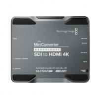 Blackmagic MINI CONVERTER HEAVY DUTY - SDI TO HDMI 4K CONVMH/DUTYBSH4K