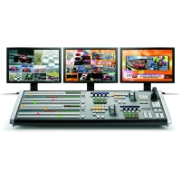Видеомикшер Blackmagic ATEM 2 M/E BROADCAST PANEL SWPANEL2ME