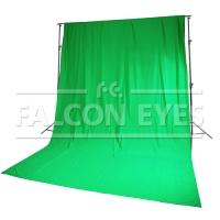 Тканевый фон Falcon Eyes FB-07 FB-3060 зеленый (бязь) 3x6 м